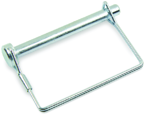 """TRAILER COUPLER LOCKING PIN SEACHOICE 52081 5//16/"""" FITS 2 AND 3/' WIDE BOAT PARTS"""